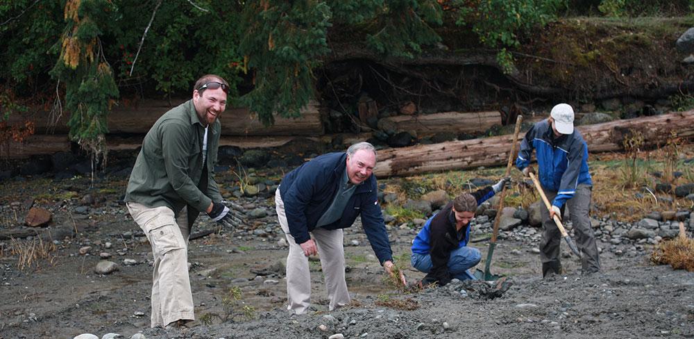 Restoring Tidal Marshes in Royston