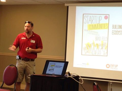 Sunrise Rotary Presentation on Startup Canada