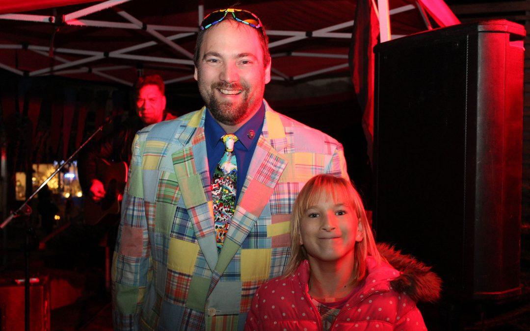 Sharply Dressed Stand-In Mayor