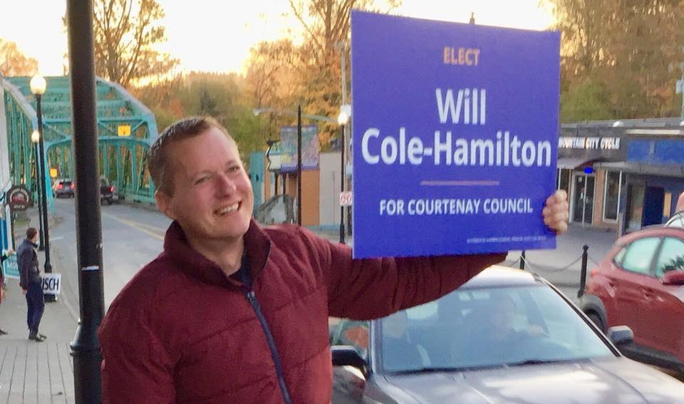Will Cole-Hamilton endorsement