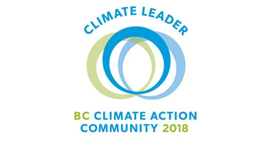 Courtenay Achieves Climate Action Milestone