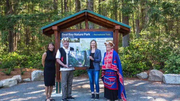New Signage at Seal Bay Nature Park