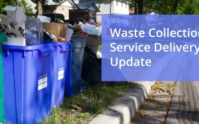 Waste Collection Delivery Update